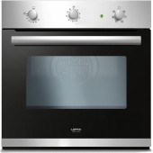 Lofra FDS66GE Built In Stainless Steel Single Gas Oven With Electric Grill