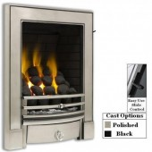 "The Timeless ""SOHO"" Easy Use Slide Controled Cast Iron High Efficiency Gas Fire ,Open Fronted Radiant Gas Fire"