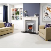 Gas Fire Gazco Logic Coal HE BF Winchester, High Efficiency (86%) Balanced Flue Gas Fire.