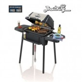 Broil King Portable Gas Barbeque BBQ Porta Chef 120 Pro 950653 Domestic LPG Bottle Gas BBQ