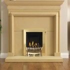 Gas Fire Lucan Gas Fire High Efficiency Slimline Open Fronted Radiant Inset Gas Fire.Ekofire TGC1301