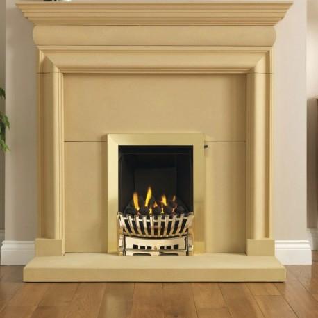Gas Fire Chapelizod Gas Fire High Efficiency Slimline Open Fronted Radiant Inset Gas Fire.Ekofire TGC13015
