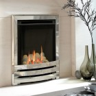 Flavel Windsor HE Contemporary Coal Effect HE High Efficiency 89% Glass Fronted Gas Fire (Special Order: Up to 6 weeks)