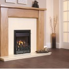 Gas Fire Flavel Richmond Plus HE Gas Fire 66.7% High Efficiency Open Fronted Gas Fire.