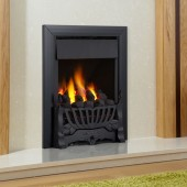 Gas Fire Flavel Kenilworth Plus HE 68.3% Traditional High Efficency Open Fronted Gas Fire