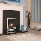 Gas Fire Linear Plus High Efficiency 68.3% Open Fronted Gas Fire