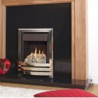 Flavel Windsor Plus Contemporary HE High Efficency Open Fronted Pebble Gas Fire