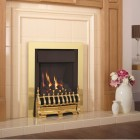 Flavel Windsor Plus Traditional HE High Efficency Open Fronted Gas Fire