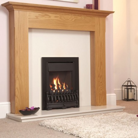 Gas Fire Flavel Stirling Plus Open 66.8% High Efficiency Gas Fire