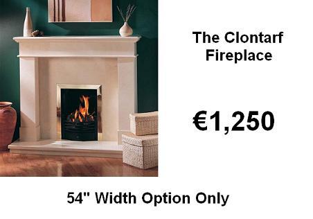 Clontarf Fireplace