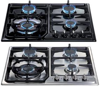 What are Cooker Cast Iron Pan Supports ?