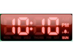 What is a digital clock