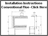 Riva2 530 & Riva2 670 Conventional Flue Fitting Instructions: