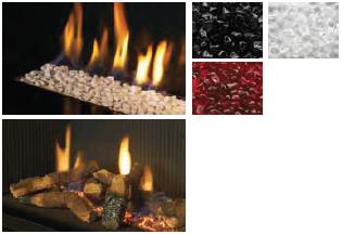 Gas Fire Gazco Studio 2 Slimline Edge, High Efficiency (82