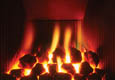 What is the Gazco Logic Gas Fire Flame Effect Like?