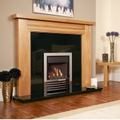 Flavel Expression Plus Gas Fire high efficiency 68.3% net efficiency