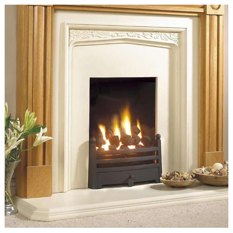 Gas Fire Flavel Waverley Decorative Flame Effect Radiant Gas Fire Natural Gas