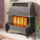 Gas Fire Flavel Regent LFE Outset Radiant GasFlame Effect Gas Fire.