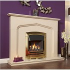 Gas Fires Flavel Decadence Plus Gas Fire , Open Fronted Gas Fire. 68.3% Efficiency.