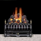 "Gas Fire 16"" Reality Hi Tech Gas Fire ,Inset Gas Fire, Ekofire 2050C"