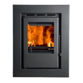 Boru 400i Solid Fuel Inset Stove Irish Made & Manufactured Stove.