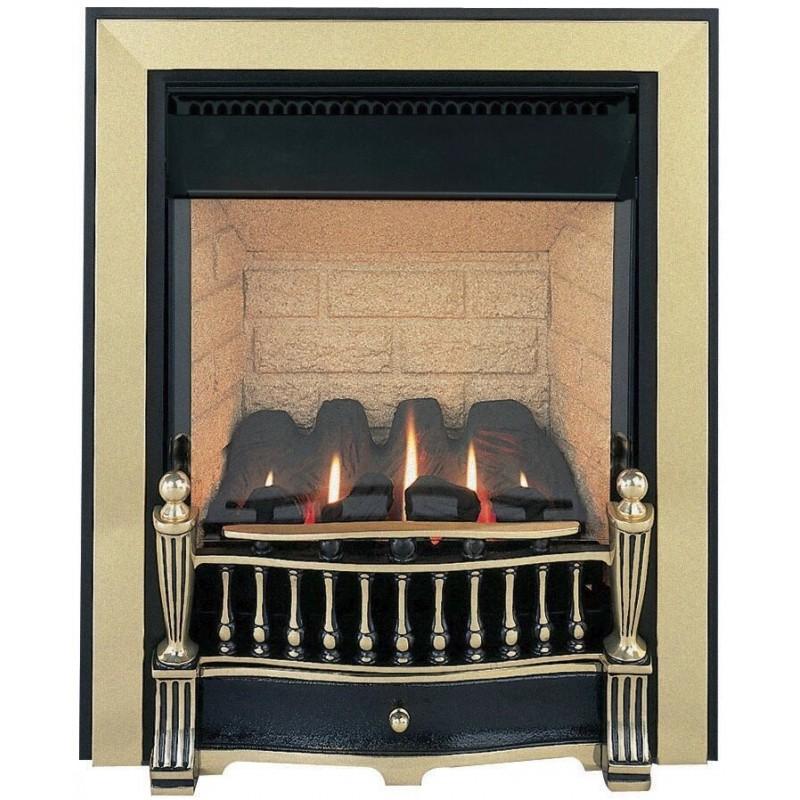 flueless gas fire burley environ 4247 inset flueless gas. Black Bedroom Furniture Sets. Home Design Ideas