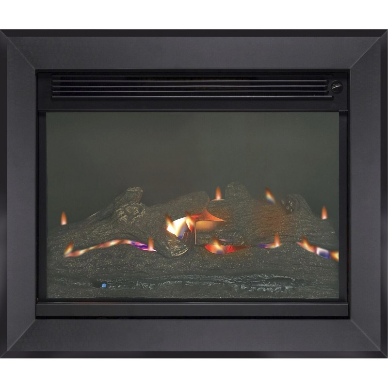 gas fire burley acumen 4111ch r remote controlled flueless. Black Bedroom Furniture Sets. Home Design Ideas