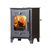 Boru Fiachra Freestanding Solid Fuel Stove 6kw, Standard, 6.0Kw Output.