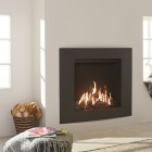 Gas Fire Gazco Reflex 75T Verve XS, High Efficiency (75%) Conventional Flue Gas Fire.