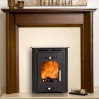 Boru An Croi Beag Inset Stove 4.8Kw Output Inset Solid Fuel Stove