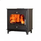Boru Carraig Beag , 8.0Kw Output Freestanding Solid Fuel Stove