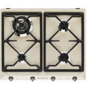 SMEG Retro Victoria 4 Burner Gas Hob TGCSR964-GH