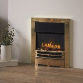 Remote Electric Fire Gazco Logic2 Electric Chartwell Box Profil Fire, Choice of Colour.