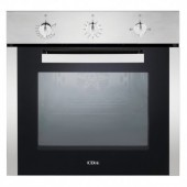 CDA TGCSG120SS Five Function Fan Assisted Stainless Steel Gas Built In Gas Oven