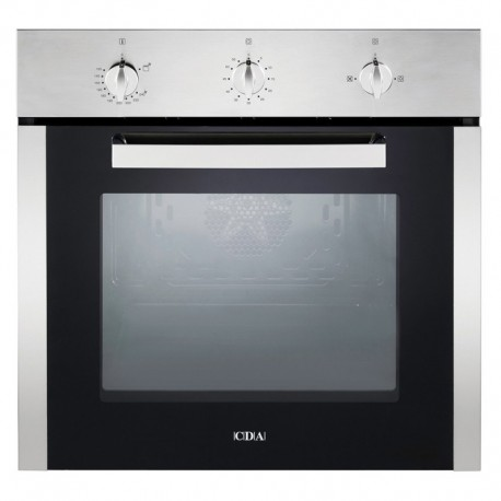 Gas Single Oven CDA TGCSG120SS fan assisted gas signle oven -(LPG convertible)