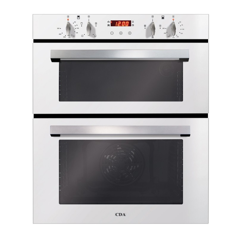 tgccda dc740wh built under electric double oven in white. Black Bedroom Furniture Sets. Home Design Ideas