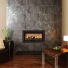 Gas Fire Gazco Studio 2 Profil High Efficiency 92% 7KW Balanced Flue Gas fireplace Fire. GS2bf