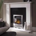 The Cabra High Efficiency 67% Slimline Open Fronted Gas Fire. Ekofire 130203025
