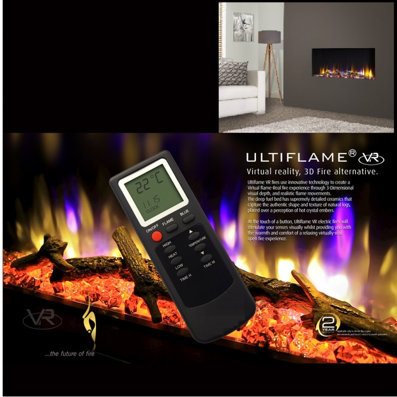 feature wall electric fireplace frameless celsi vertuflame. Black Bedroom Furniture Sets. Home Design Ideas
