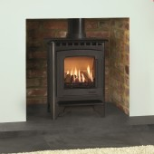 Gas Stove Gazco Marlborough2 Small, High Efficiency (85%) Balanced Flue Gas Stove.GSTBF