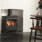 Gas Stove Gazco Marlborough2 Medium, High Efficiency (90%) Balanced Flue Gas Stove. GSTBF