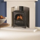 Gas Stove Gazco Stockton 5, High Efficiency (91%) Gas Stove, Balanced Flue. GSTBF