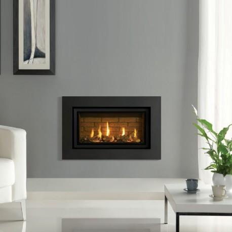 Gazco Studio 1 Slimline Expression Balanced Flue High Efficiency 82% 4.25kw Balanced Flue Gas Fire.GS1SLIM