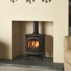 Gazco Huntingdon 20 Tracery Door, High Efficiency (85.1%) Balanced Flue Gas Stove GSTBF