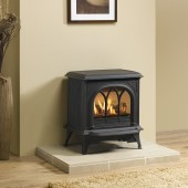 Gazco Huntingdon 30, High Efficiency (95%) Balanced Flue Gas Stove. GSTBF