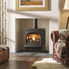 Gazco Huntingdon 40, High Efficiency (78%) Conventional Flue Gas Stove.GSTCF