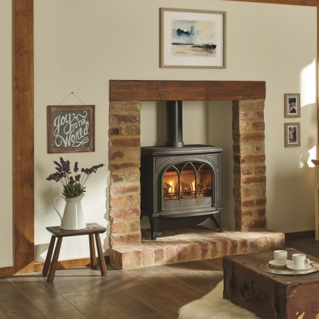 Gazco Huntingdon 40, High Efficiency (90%) Balanced Flue Gas Stove.GSTBF