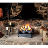 (Limited Stock) The Gazco Spanish Gas Coal Effect fire Basket . Basket Size 447*235*369mm