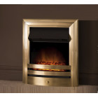 "Contemporary Ambience Electric Inset fire for fireplace fitting The ""Ambience"" Thermostat 2 kw electric inset fireplace fire"