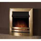 "Contemporary Electric Inset fire for fireplace fitting The ""Ambient"" 2 kilo watt electric inset fireplace fire"